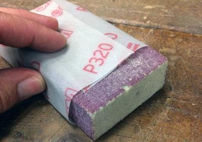Everlasting Sanding Sponge