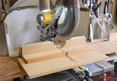 How to Cut Extreme Angles on Your Miter Saw