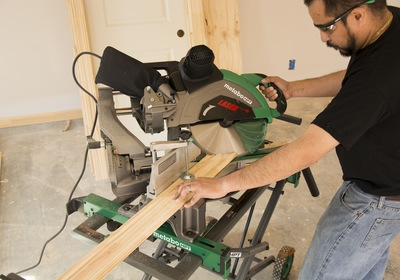 Dialing in Accurate Miter-Saw Cuts