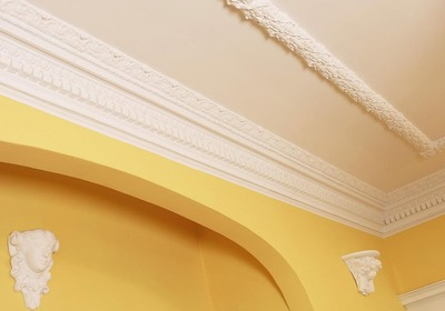 How to Repair Crown Molding