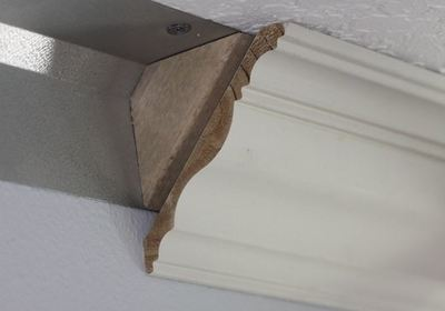 Beginner's Guide to Installing Crown Molding